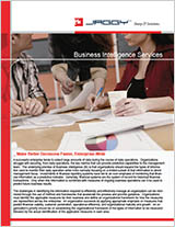 JAGGY Business Intelligence brochure